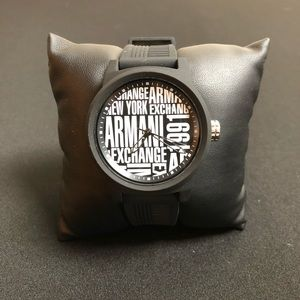 Watch Only Time Armani Exchange Mens Atlc